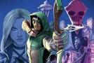 Preview VO – Green Arrow : Rebirth #1