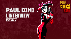 PCE 2016 - L'interview vidéo de Paul Dini