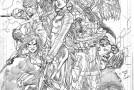 DC Rebirth – Jim Lee dévoile sa Suicide Squad