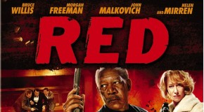 Review cinéma - Red