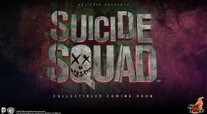 Hot Toys annonce des collectibles de Suicide Squad