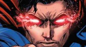 Preview VO – Superman : Rebirth #1