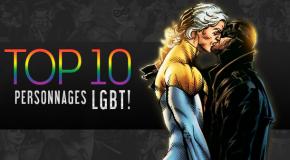 Top 10 (selon nous) #15 : les meilleurs persos LGBT!