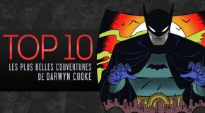 Top 10 (selon nous) #16 : les plus belles couvertures de Darwyn Cooke