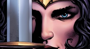 Un premier aperçu de Wonder Woman : Rebirth #1