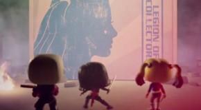 Un trailer pour la sortie des Funko Pop Suicide Squad