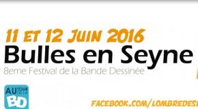 L'artiste Philippe Briones (Aquaman Rebirth, New Suicide Squad) invité au festival Bulles en Seyne