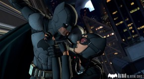 Test - BATMAN : The Telltale Series EPISODE #1