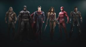 Un nouveau concept-art officiel pour Justice League