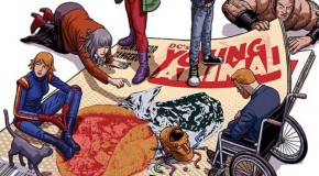 Young Animal – Un premier aperçu de la Doom Patrol de Gerard Way