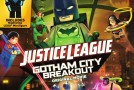 Review TV – Lego Justice League : Gotham City Breakout