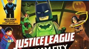 Review TV – Lego Justice League : Gotham City Breakout