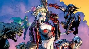 DC dévoile ses sollicitations Harley Quinn et Suicide Squad de septembre