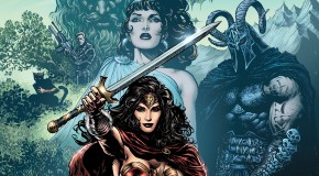 Review VO – Wonder Woman #1