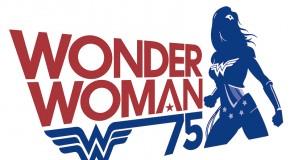 DC dévoile un logo pour les 75 ans de Wonder Woman