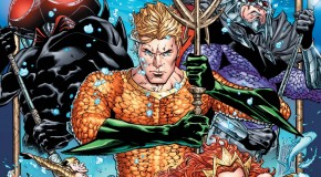 Preview VO – Aquaman #1