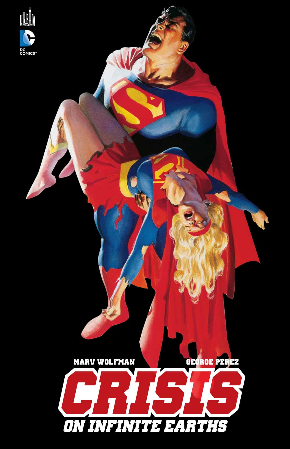 Review VF - Crisis on Infinite Earths 1