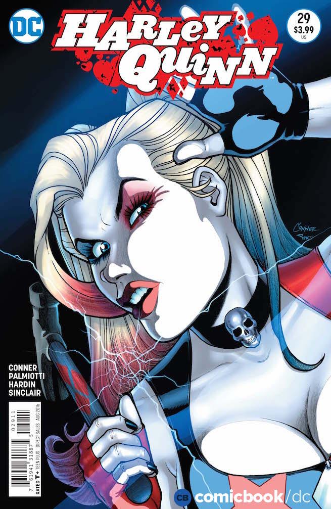 DC - Harley Quinn #29 (2016) - NM