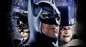 De nouveaux posters pour les films Batman de Tim Burton et Joel Schumacher