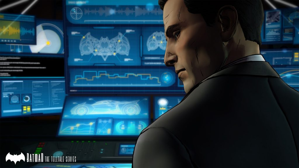 Test - BATMAN : The Telltale Series EPISODE #1 3