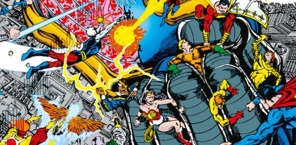Crisis on Infinite Earths Review img 02