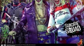 SDCC 2016 – Hot Toys tease ses figurines Suicide Squad