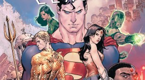 Preview VO – Justice League #1