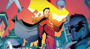 Review VO – New Super-Man #1
