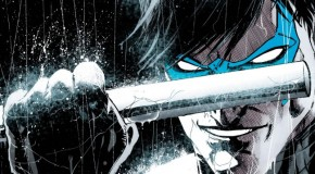 Preview VO – Nightwing : Rebirth #1