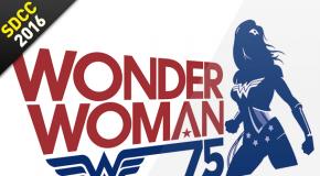SDCC 2016 – Revivez en intégralité le panel Wonder Woman 75th Anniversary