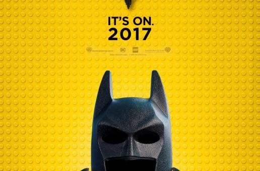 SDCC 2016 – Un premier trailer pour The Lego Batman Movie