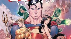 Review VO – Justice League #1