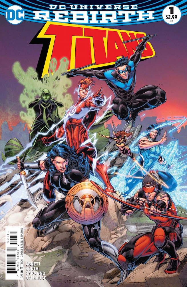 Watch Teen Titans Season 1 Season 1