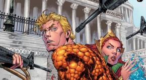 Preview VO – Aquaman #3