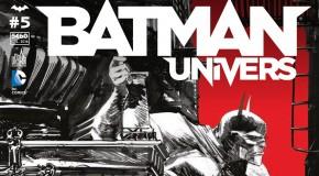 Review VF – Batman Univers #5