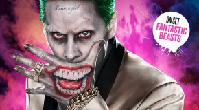 Le Joker de Jared Leto fait la Une du magazine Empire
