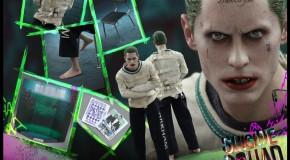Hot Toys dévoile sa figurine du Joker de Suicide Squad