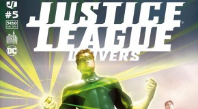 Review VF – Justice League Univers #5