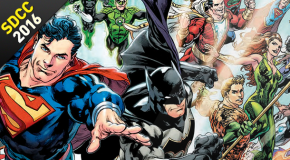 SDCC 2016 – Récap panel Behind the Scenes of DC Rebirth
