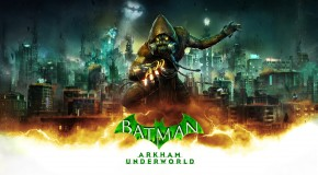 Warner Bros Games sort Batman: Arkham Underworld sur mobile