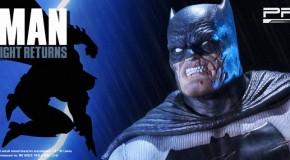 Prime 1 Studios présente leur statuette de Batman de The Dark Knight Returns