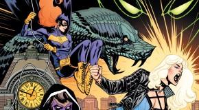Review VO – Batgirl & the Birds of Prey #1