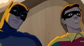 Le film d'animation Batman : Return of the Caped Crusaders annoncé