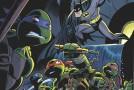 Le premier numéro du crossover Batman TMNT Adventures se dévoile