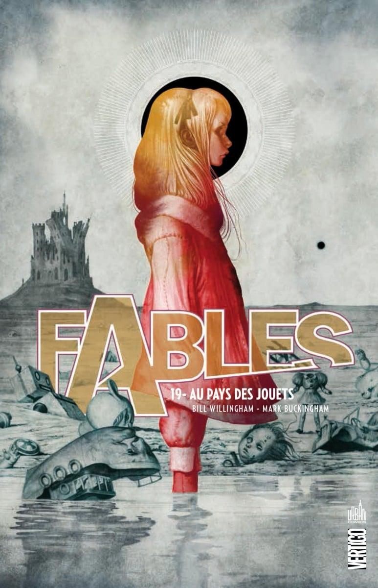 Review VF - Fables Tome 19 : Au Pays des Jouets