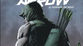 Preview VF – Green Arrow Tome 4
