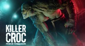 Sideshow dévoile leur statuette Killer Croc Premium Format
