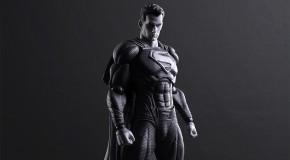 NYCC 2016 – Une figurine Play Arts Kai Superman exclusive
