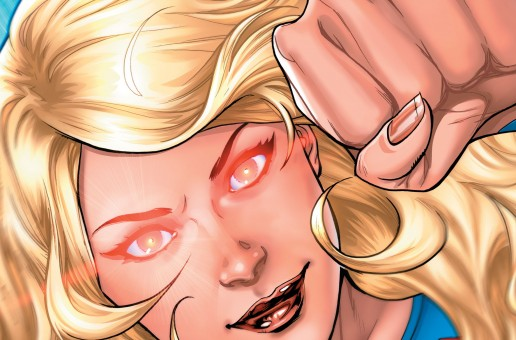 Review VO – Supergirl : Rebirth #1
