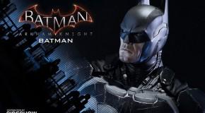 Prime 1 Studio dévoile leur statuette du Batman d'Arkham Knight